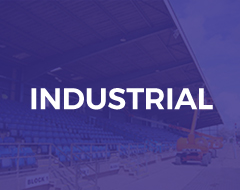 Industrial painting and decorating